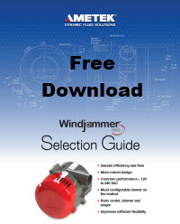Windjammer PRO Selection Guide call to action image